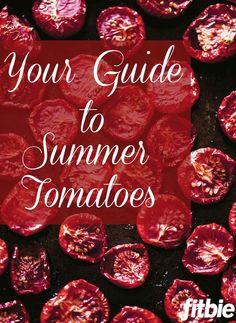 Fresh Pick: Tomatoes