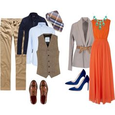 Fall Engagement Outfit inspirations