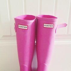 pink hunters.