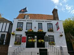 Hastings, East Sussex | Stag Inn, from cherington