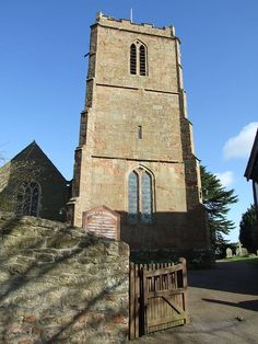 St. Bartholomew's Church in Redmarley d'Abitot, Gloucestershire, England. My father's family immigrated from here.