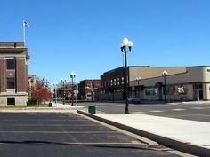 Down Town Brainerd, Minnesota