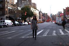 London x NYC street