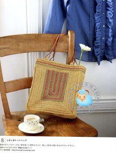 crochet bag LAN CHENG - Álbumes web de Picasa