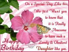 daughter birthday quotes best wishes for my sweet angle