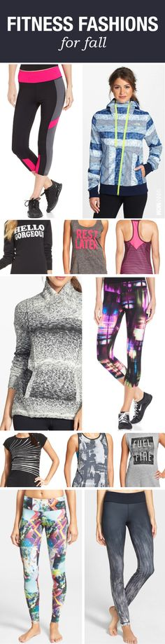 Hottest fall fitness trends.