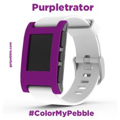"calvinbean on Kickstarter: ""Purple is the new black, so I propose 'New Black Purple.'"" Only if you let us name it ""Purpletrator."""
