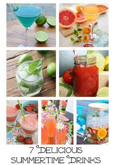 Mixed Drink Recipes