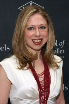 Chelsea Clinton is a vegan. She reportedly served vegan dishes and a vegan and gluten-free cake at her wedding.