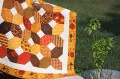 fall table, sale fall, patchwork inspir, table toppers, tabl topper