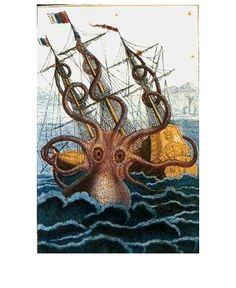 Twenty Thousand Leagues Under The Sea Might Not Be Fiction After All ... #pets #animals ... PetsLady.com