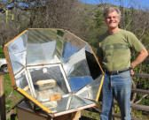 Build It Solar site: includes solar cooking, food drying, solar stills, and root cellars.