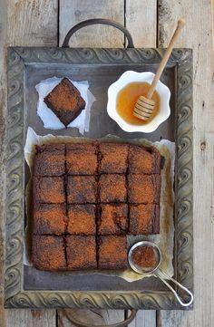 Anja's Food 4 Thought: Grain Free Sweet Potato Brownies