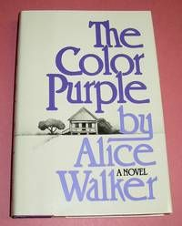 The Color Purple, by Walker, Alice..  Book condition: Fine  Jacket condition: Fine  First edition, 1st printing book..1st issue dust jacket.. A very nice copy of Walker's Pulitzer Prize winning novel.  Listed by Squid Ink Books.  #firstedition #alicewalker