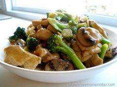 healthy meals, broccoli stir, chicken stir fry, gluten free, recip, chicken broccoli, stirfri, dinner tonight, stir fri