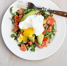 egg salad, brunch