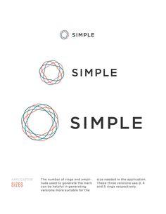 Simple Branding by Ian Collins #grafica #logo