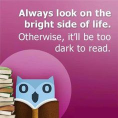 too dark to read