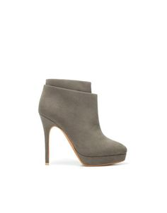 shoe collection, ankle boots, heel platform, ankl boot, fancy high heels