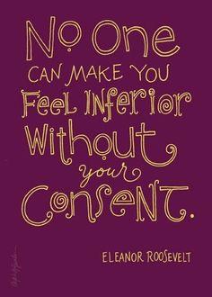 Eleanor Roosevelt #quote