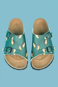 Opening Ceremony & Magritte Double Reality Birkenstock Zurich Sandals