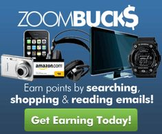 zoombucks is another free search engine that rewards you to use it