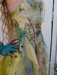 perfect fairy dress for Halloween