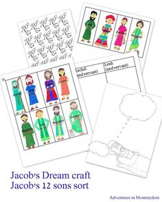 Bible: Jacob finds a wife - Adventures in Mommydom
