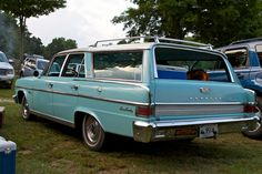'65 Rambler Wagon
