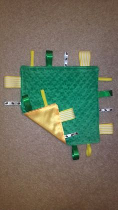 Cute #Baylor tag blanket! (found on Etsy) #SicEm