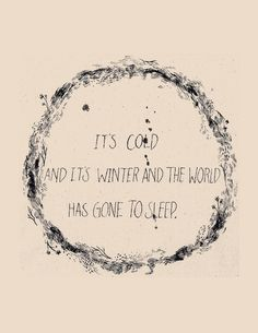 It's Cold (by Jem Magbanua Illustration)