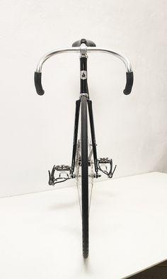 Alexs track bike, by Bishop Bikes, via Flickr