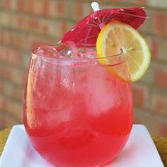 Hot Pink Lemonade Allrecipes.com