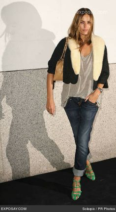 Hot Yasmin Le Bon Image 49419 - more at http://modell.photos Topmodel Catwalk 2014 Fashion @modell.photos