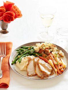 Get Ina Garten's recipe for Homemade Gravy #Thanksgiving