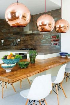 WOOD DESIGN INSPIRATION    Wood Dining Table #furniture #wood #dining #table