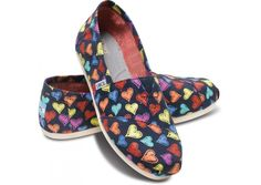 Hearts Toms