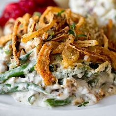French Green Beans Casserole