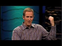 """Message series entitled """"Why Worry"""" by Andy Stanley Part 3"""