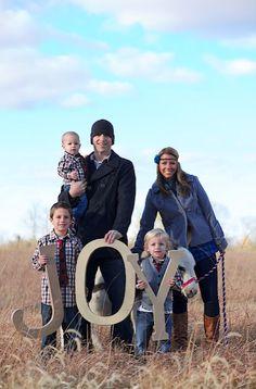 Ideas for Family Christmas Photos