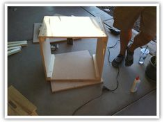 DIY Plyo Boxes for Crossfit-style Box Jumps [Illustrated]
