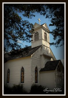 Texas Hill Country Church