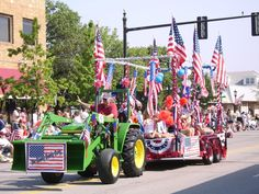 Celebrate the #4thofJuly for over a week and head to all of the events at LibertyFest in Edmond, one of the biggest #IndependenceDay festivals in #Oklahoma.