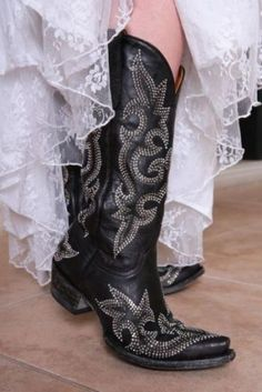 Old Gringo Crystal Boots