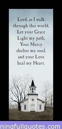 Your Mercy shelter My Soul