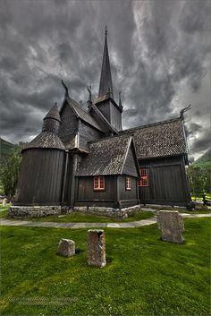 Lom, Oppland Fylke, Norway