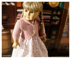 American Girl Doll 18 Inch Kirstin Spring 2014 by BonJeanCreations, $45.49