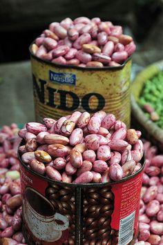 new, more productive, beans, Uganda