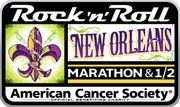Rock 'n' Roll New Orleans Marathon & 1/2
