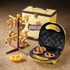 soft pretzel maker